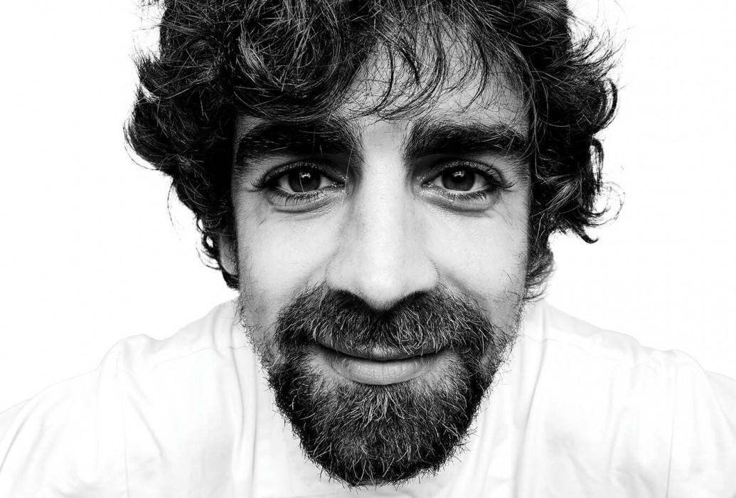 Borja Molins,head chef Restaurante Sol Post, Formentera