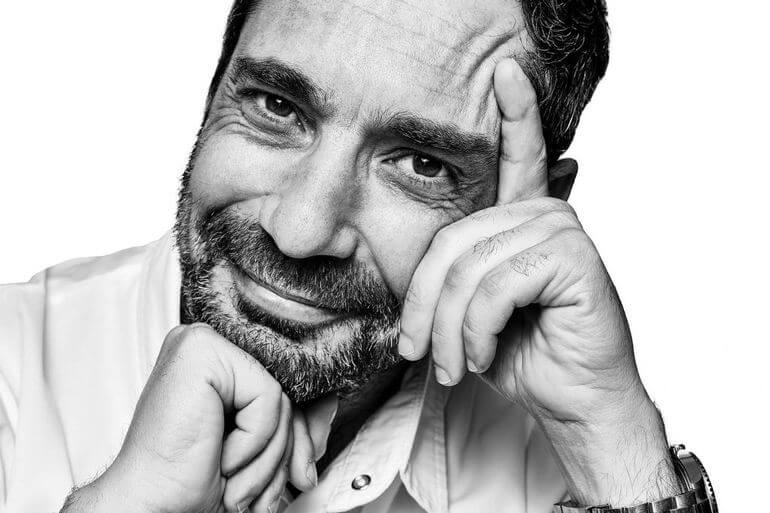 Chef Pedro Mendes. Restaurante Narcissus fernandessii. Portugal