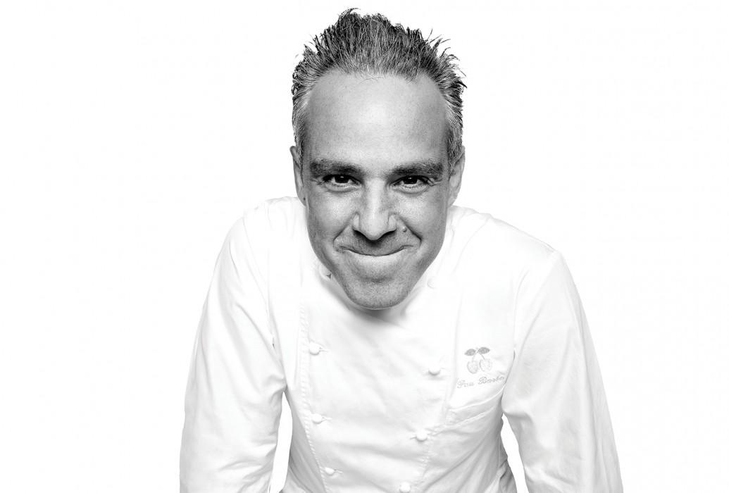 Pau Barba, executive chef. Restaurante Casa Pacha Formentera