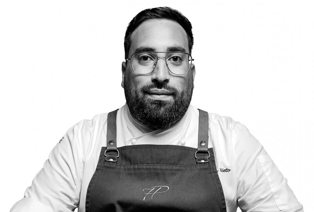 Lester Zevallos, executive chef en Cone Club, Ibiza