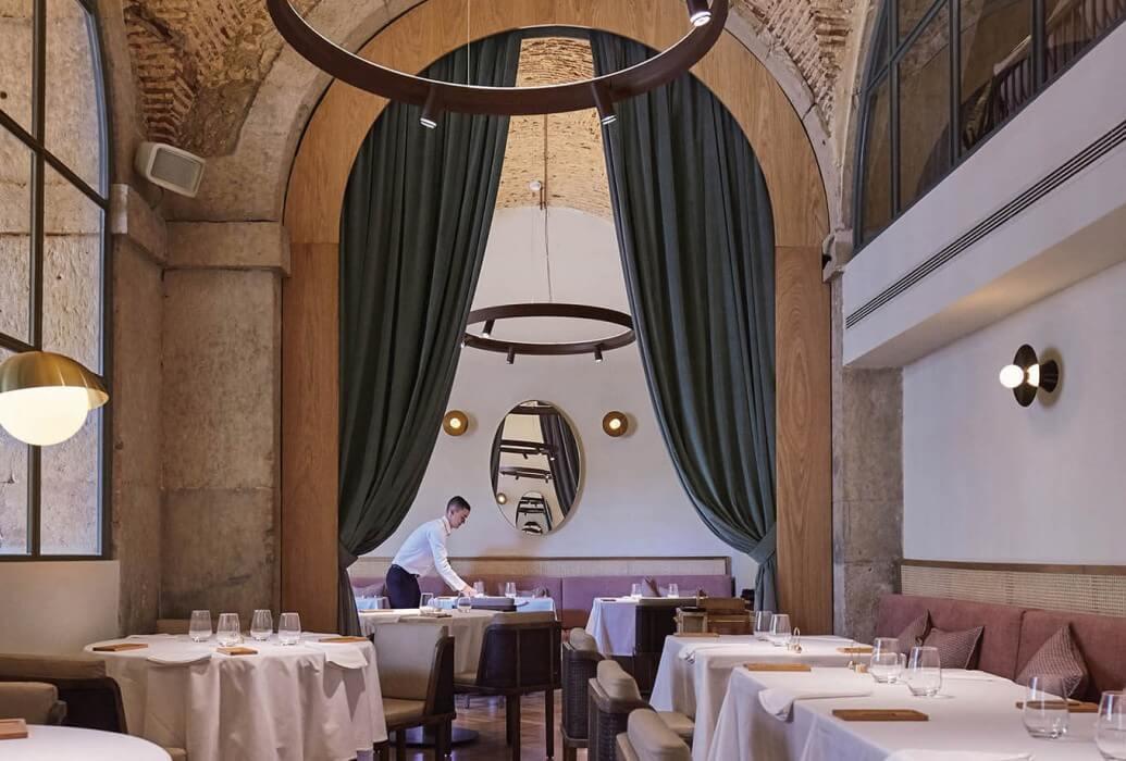 Restaurante Belcanto. Lisboa