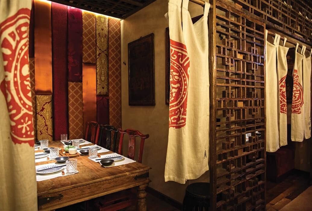 Restaurante Soão Taberna Asiática, Lisboa