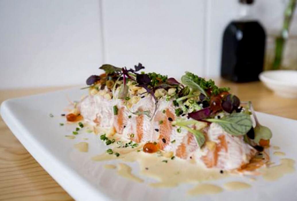 Sushi en restaurante Umami Ibiza Sushi & Bento
