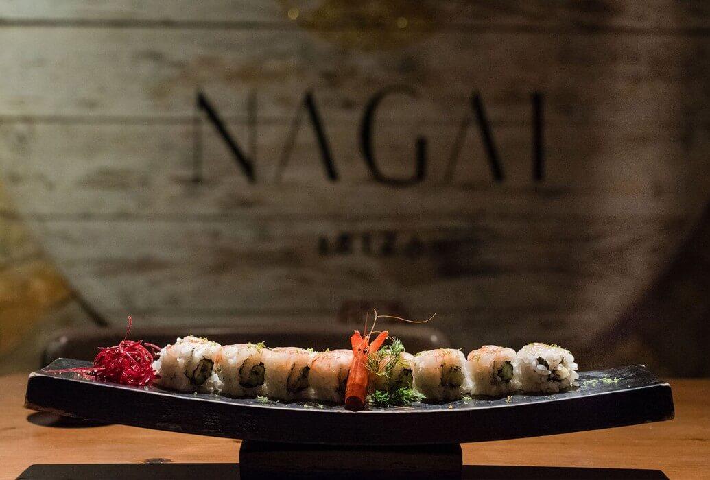 Sushi. Restaurante Nagai, Ibiza