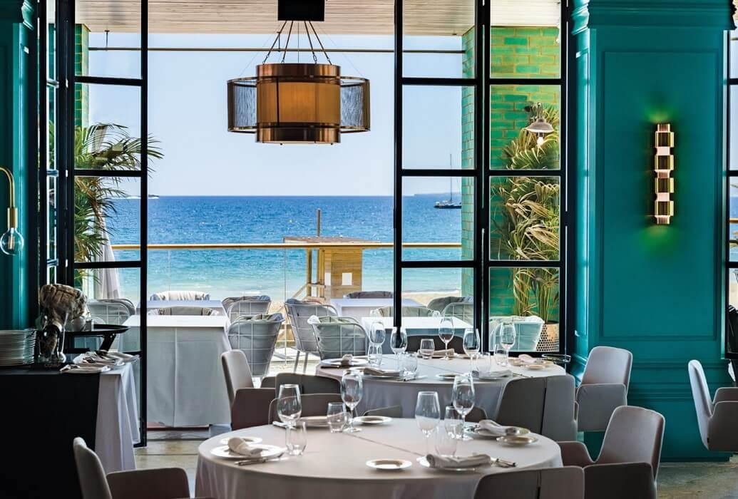 Restaurante Tatel Ibiza