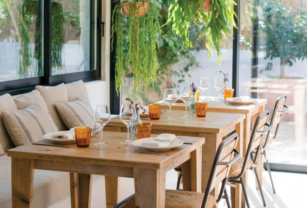 Comedor Restaurante Cana Pepeneta