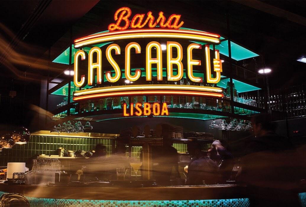 Barra Cascabel. Lisboa