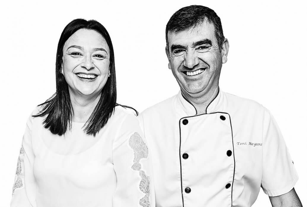 Cristina Miró y Antonio Mayans, propietarios de Vogamarí Formentera