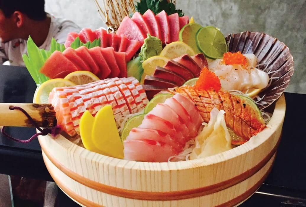 Sushi restaurante Hikidashi Taberna Japonesa. Lisboa