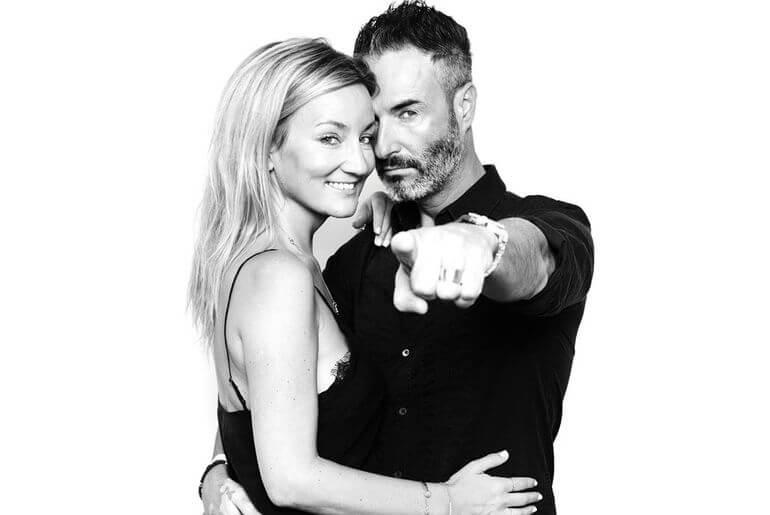 Stephanie y Yossi, el corazón de Izakaya Asian Kitchen & Bar. Ibiza