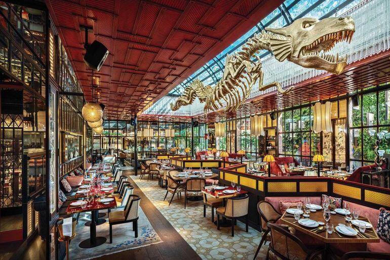 Restaurante JNcQUOI Asia, Lisboa