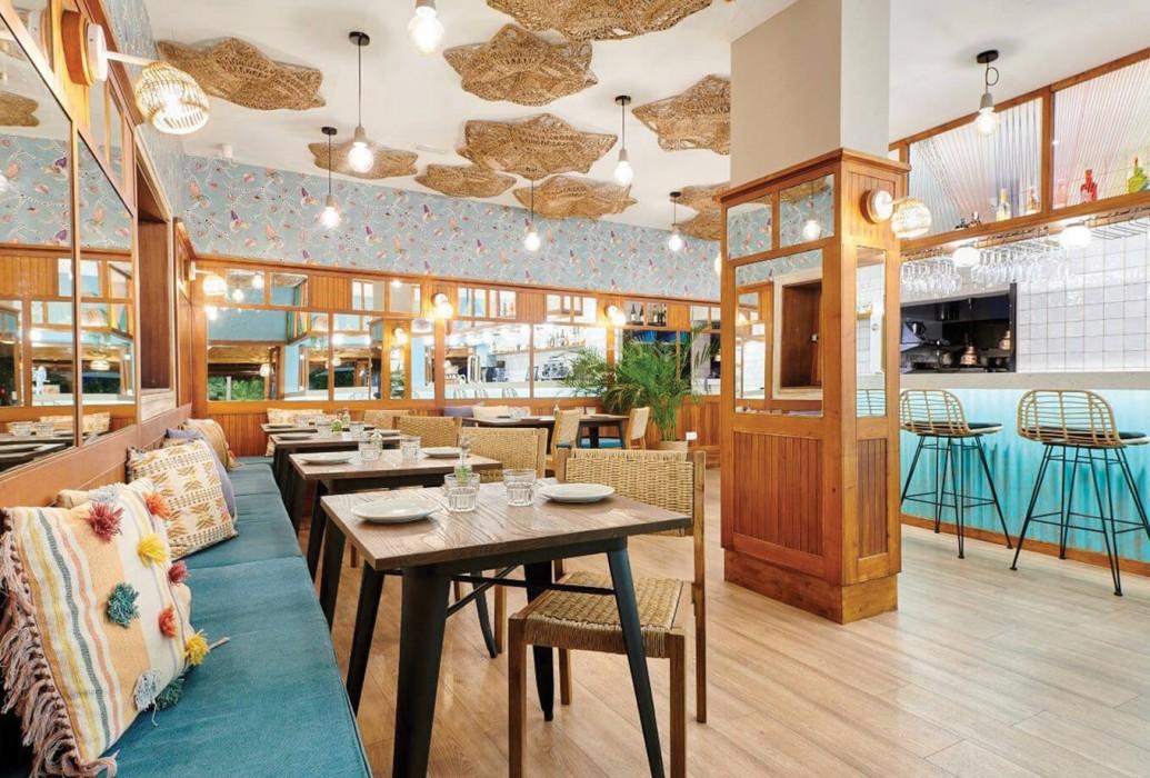 Restaurante La Cantina Canalla, Ibiza