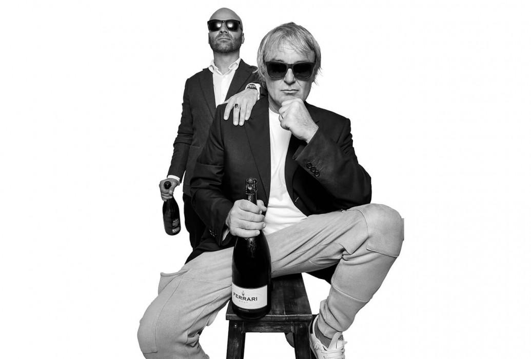 Matteo y Fabio, propietario y manager de A Mi Manera Formentera