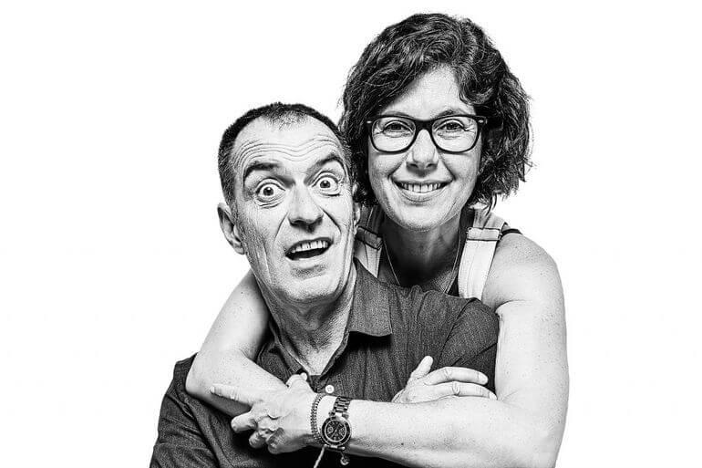 Nicolás Duloz y Raquel Lacasta. Can Pepito, Formentera