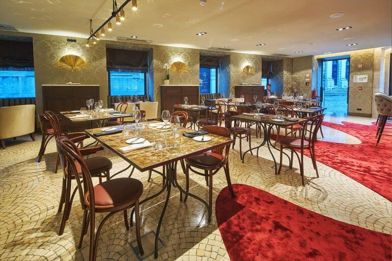 Restaurante O Ato, Lisboa