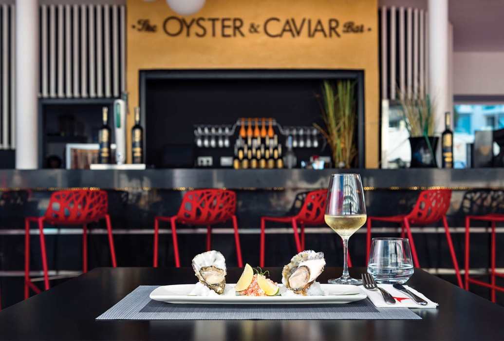 The Oyster & Caviar Bar, Ibiza
