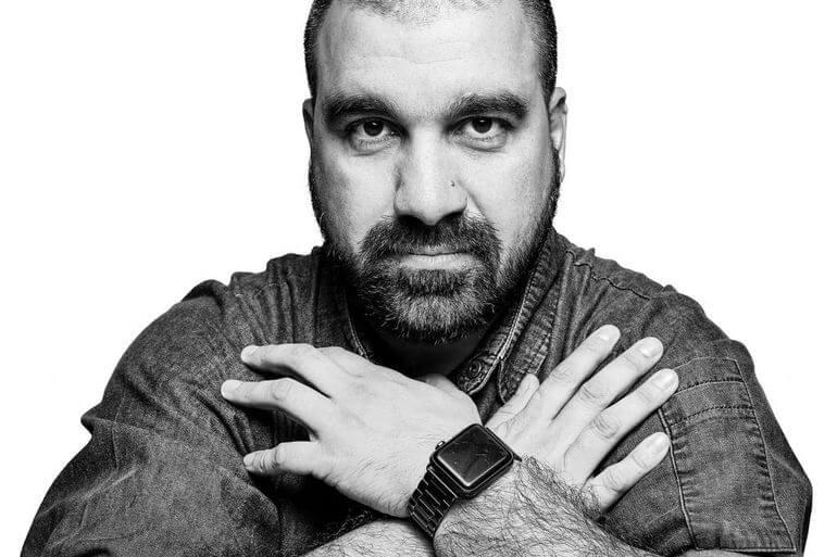 Pedro Almeida, chef del restaurante Midori. Lisboa