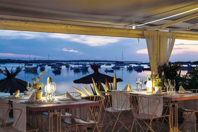 Quimera Restaurant, Formentera