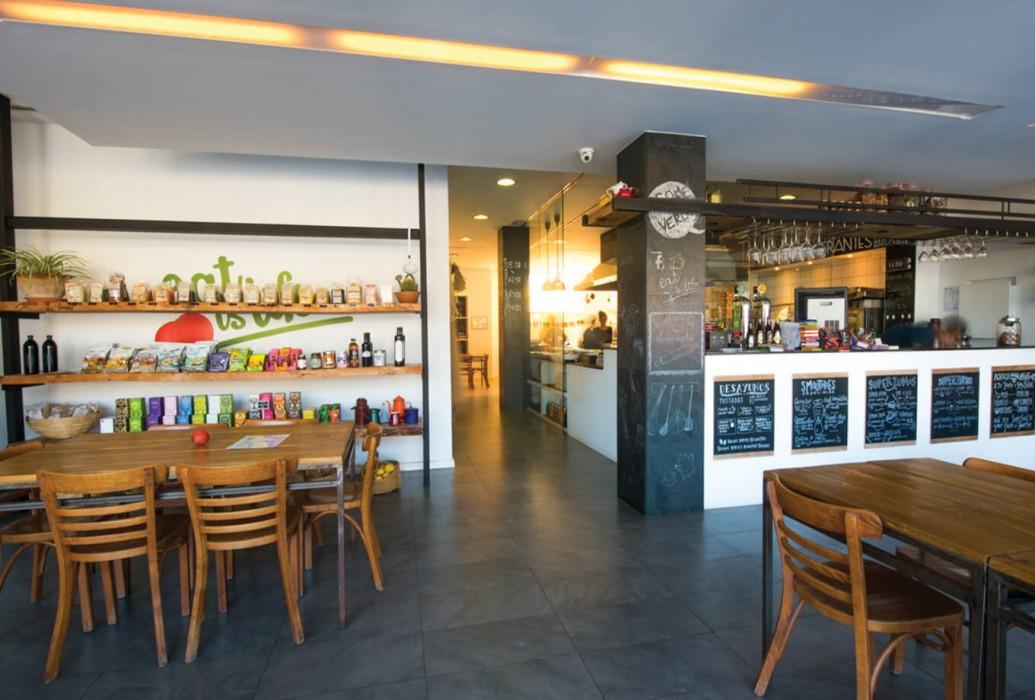 Restaurante Alma Eat is Life, Ibiza
