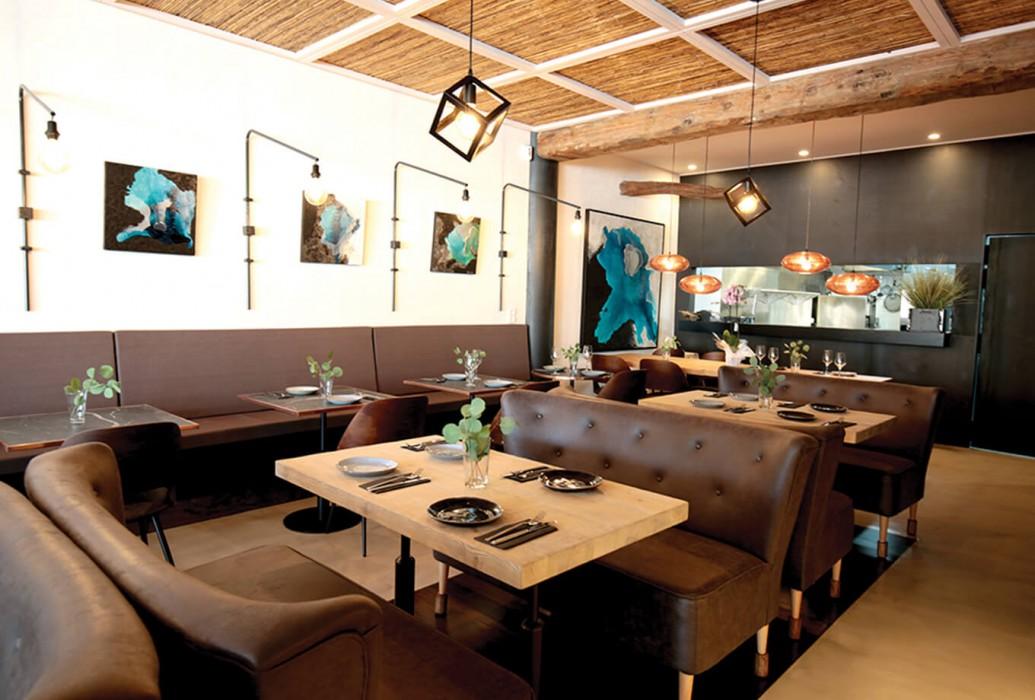 Restaurante Es Gerret. Ibiza