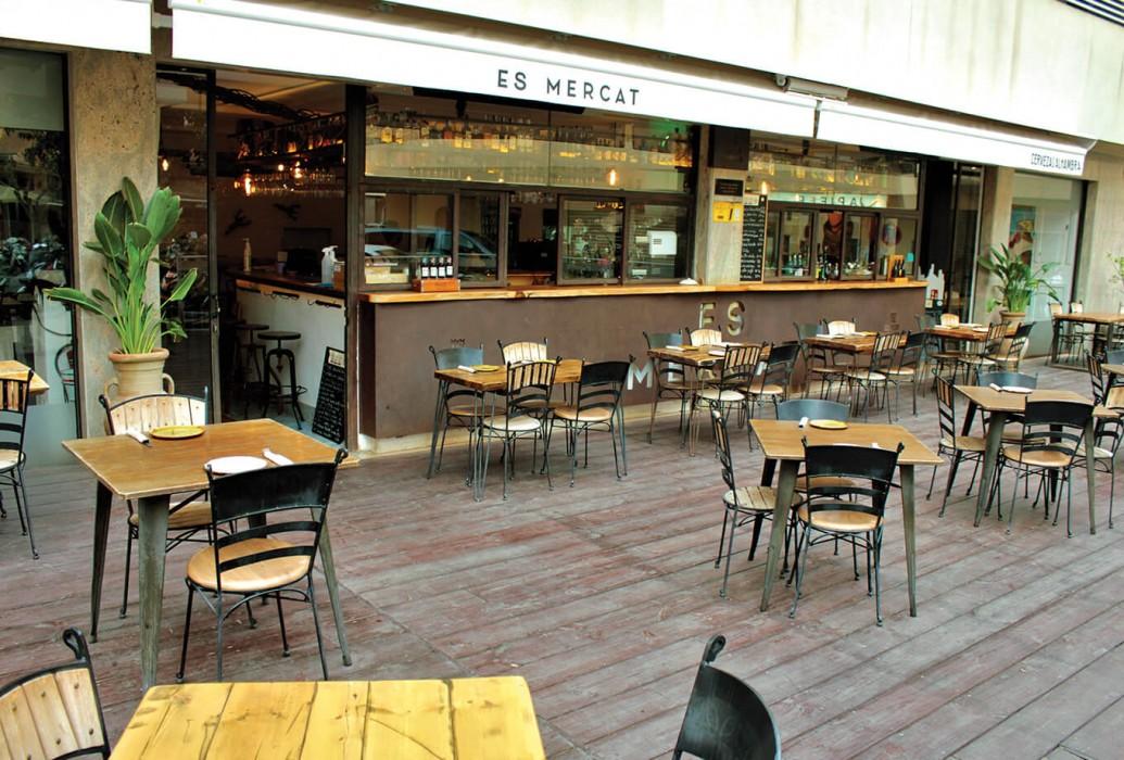 Restaurante Es Mercat, Ibiza