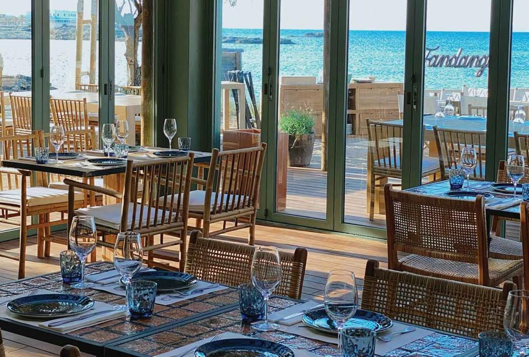 Restaurante Fandango, Formentera
