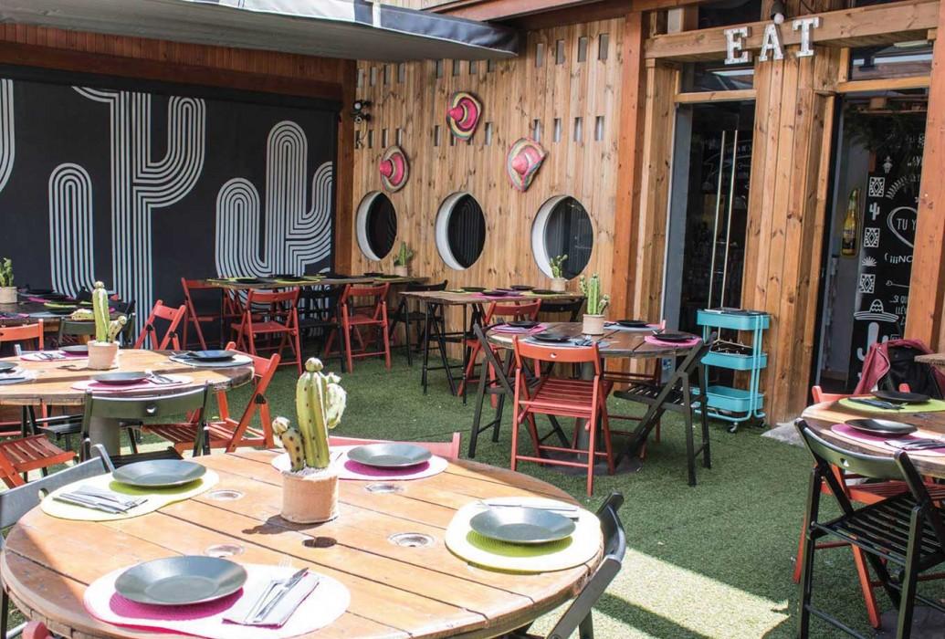 Restaurante mexicano Gave Mx, Ibiza