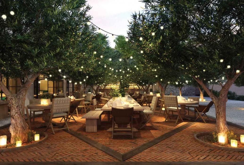 Restaurante HaSalon Ibiza by Eyal Shani. Ibiza
