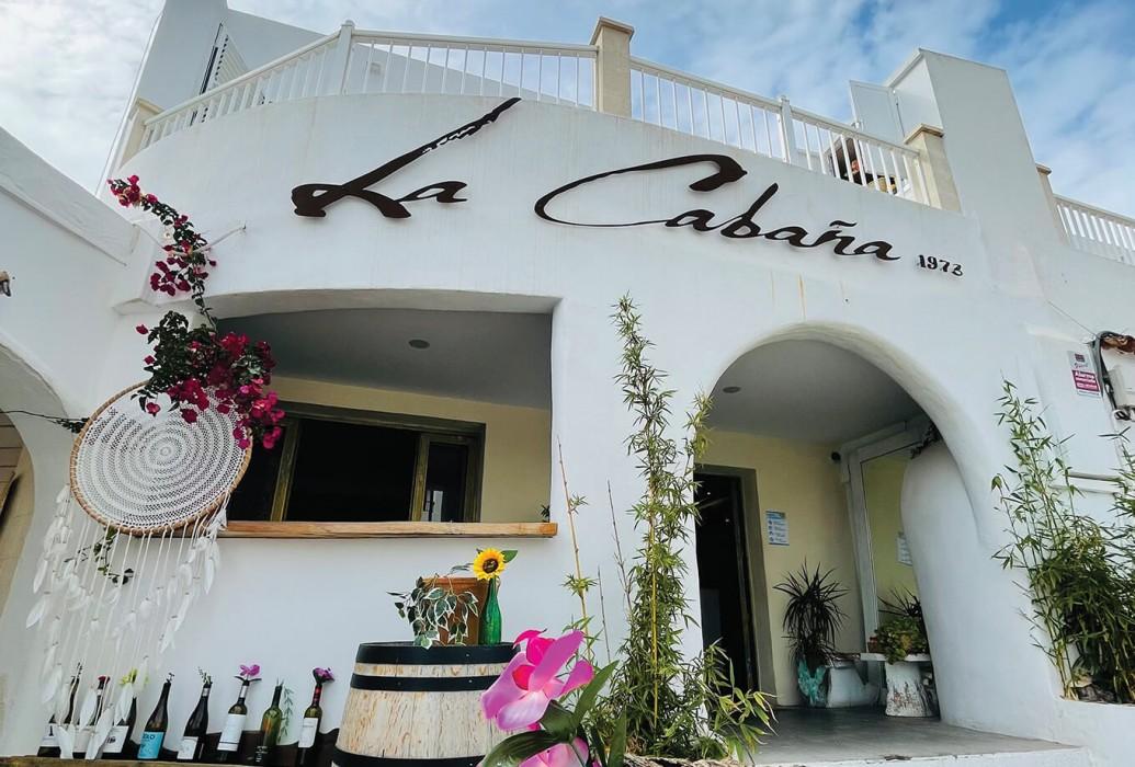 Restaurante La Cabaña, Ibiza