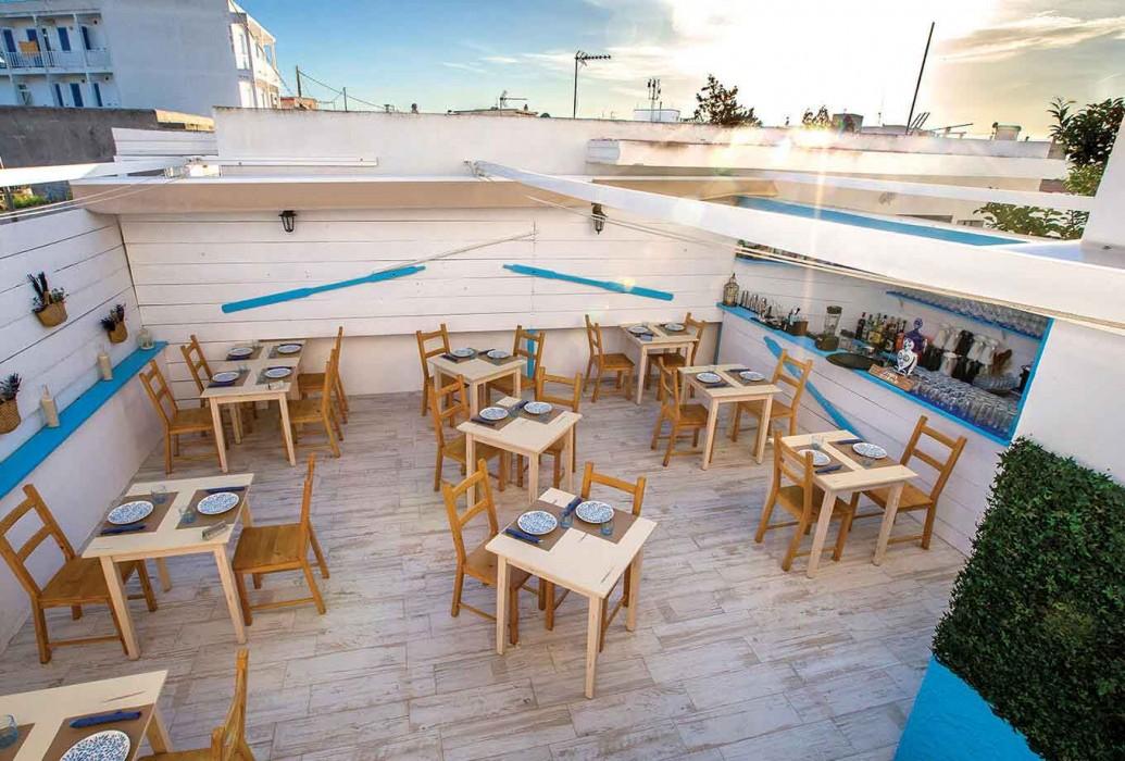 Restaurante La Mariterranea, Formentera