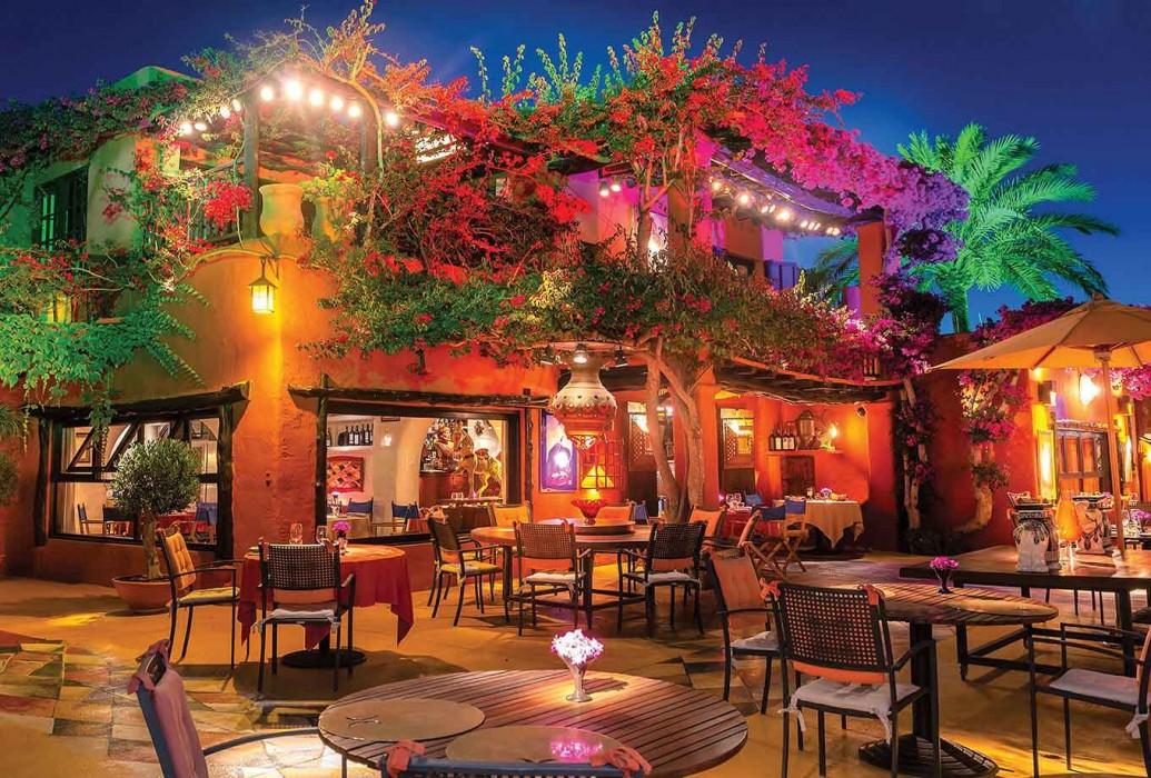 Restaurante Las Dos Lunas, Ibiza