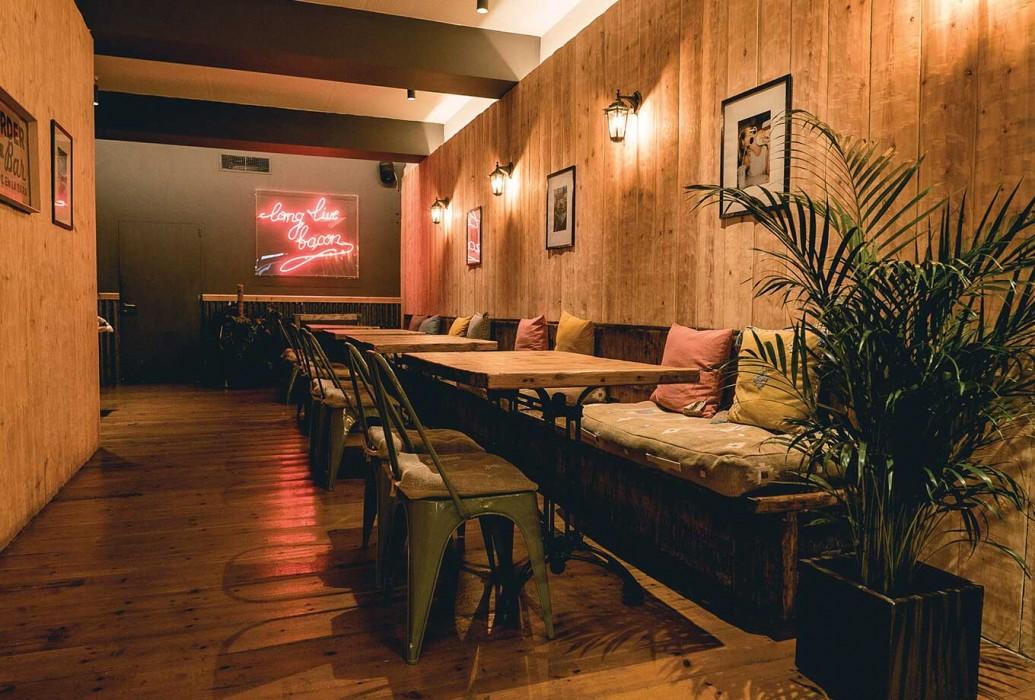Restaurante Lydia's Smoke House Ibiza