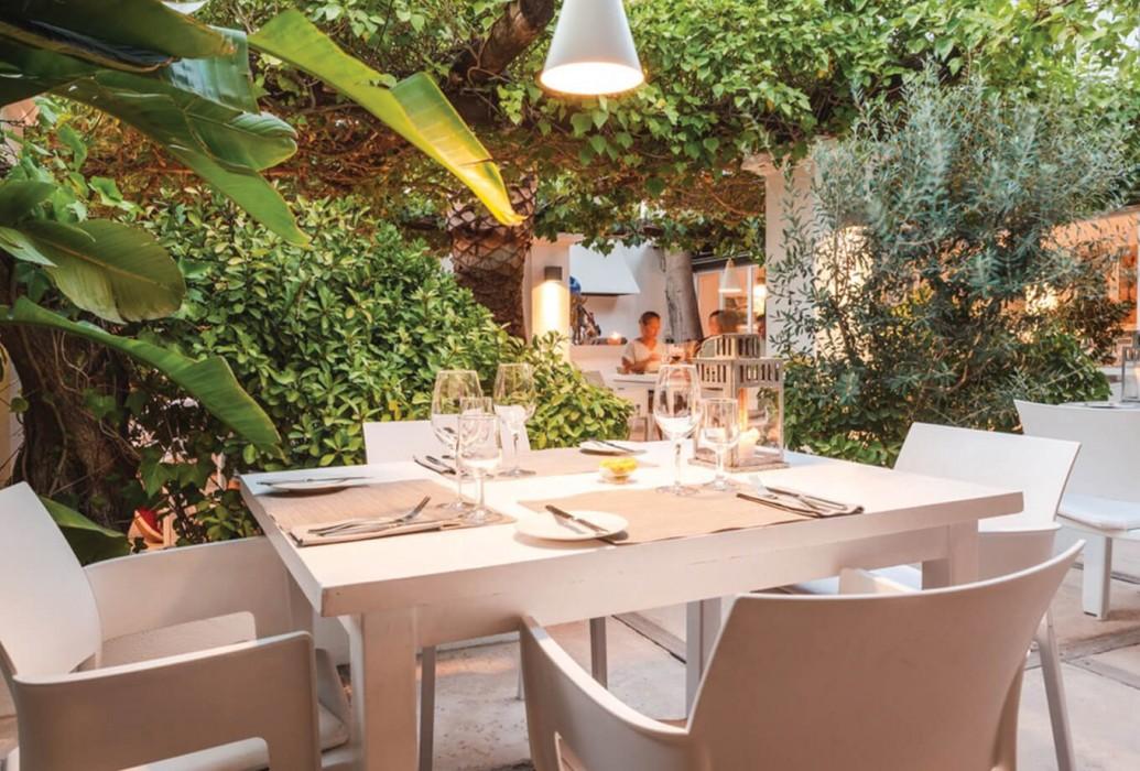 Marc's Restaurante. Ibiza