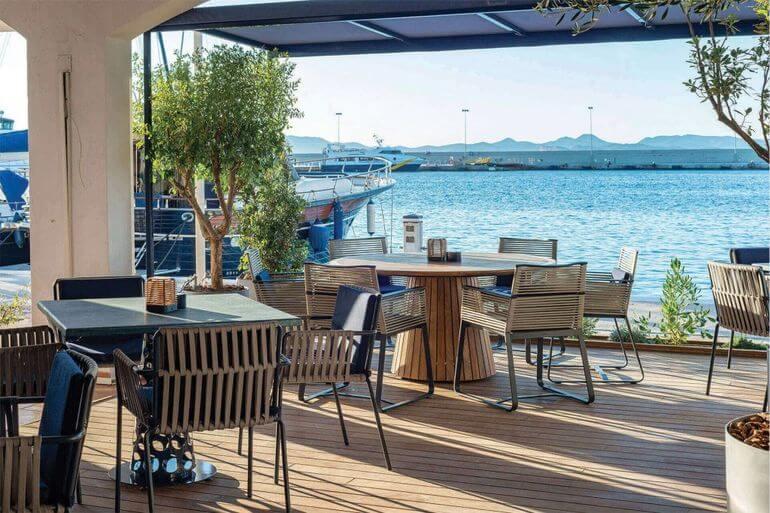 Restaurante Molo 47, Formentera