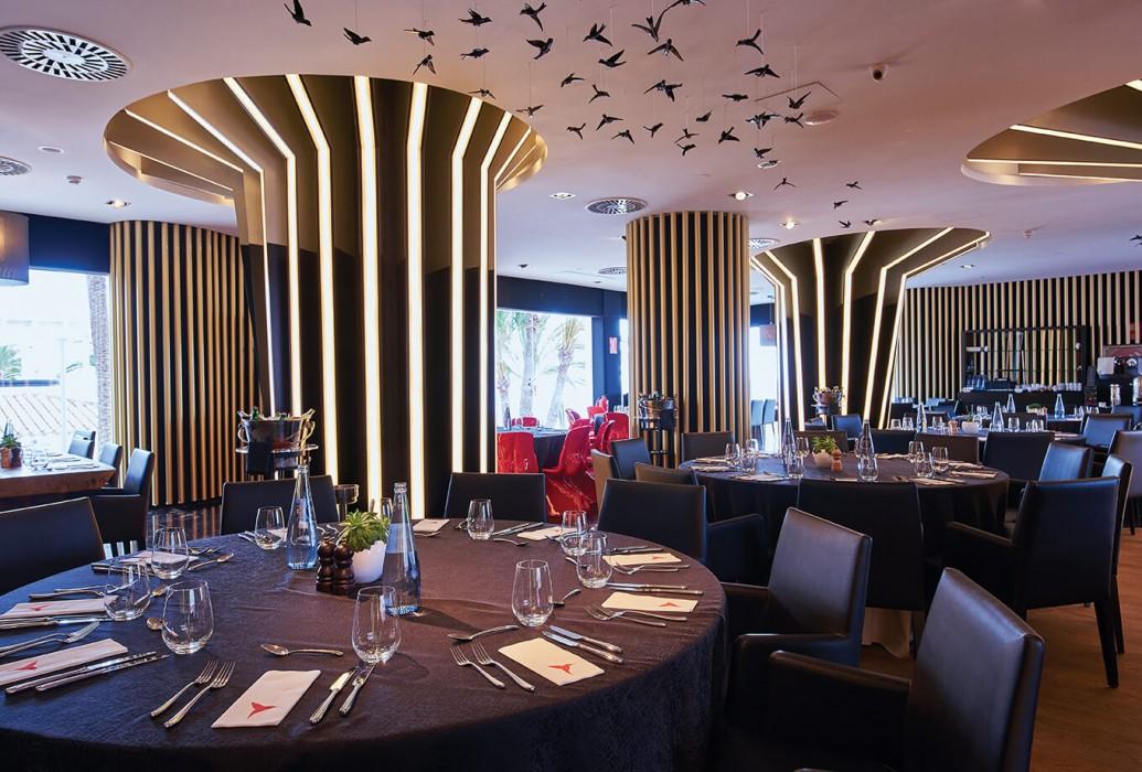 Restaurante Montauk Steakhouse Ibiza