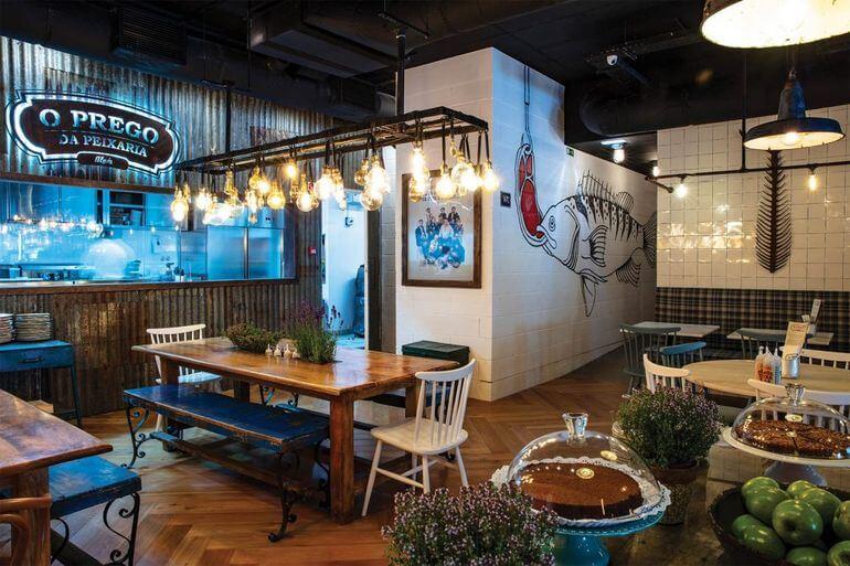 Restaurante O Prego da Peixaria, Lisboa