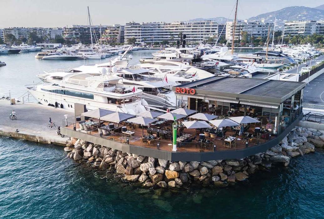 Restaurante Roto Club Ibiza