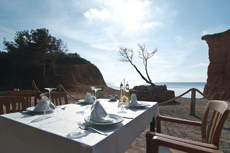 Restaurante Sa Caleta, Ibiza