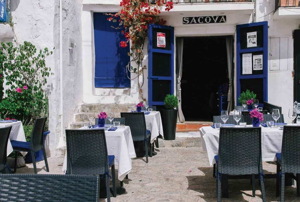 Restaurante Sa Cova, Ibiza