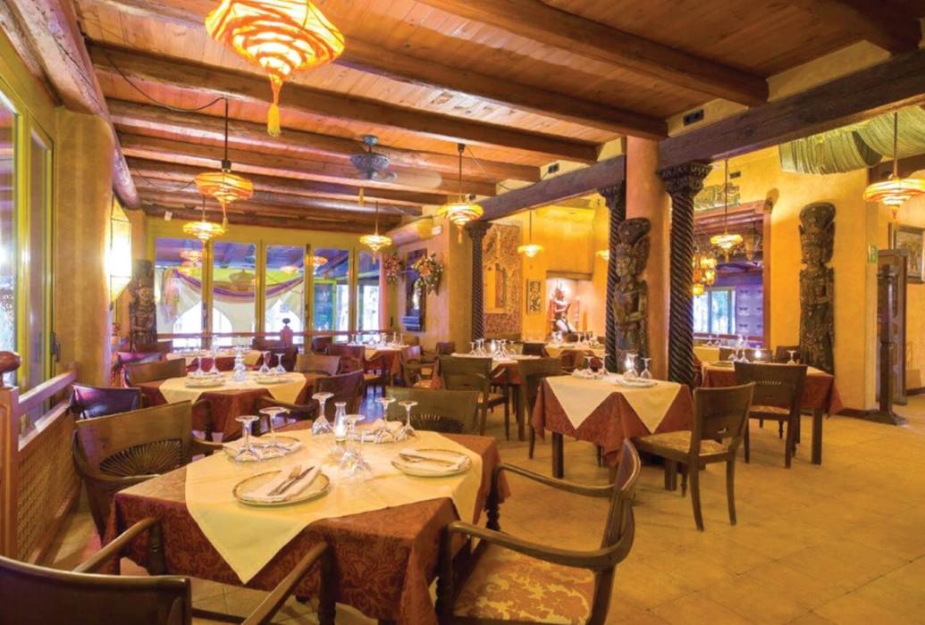 The Curry Club Ibiza