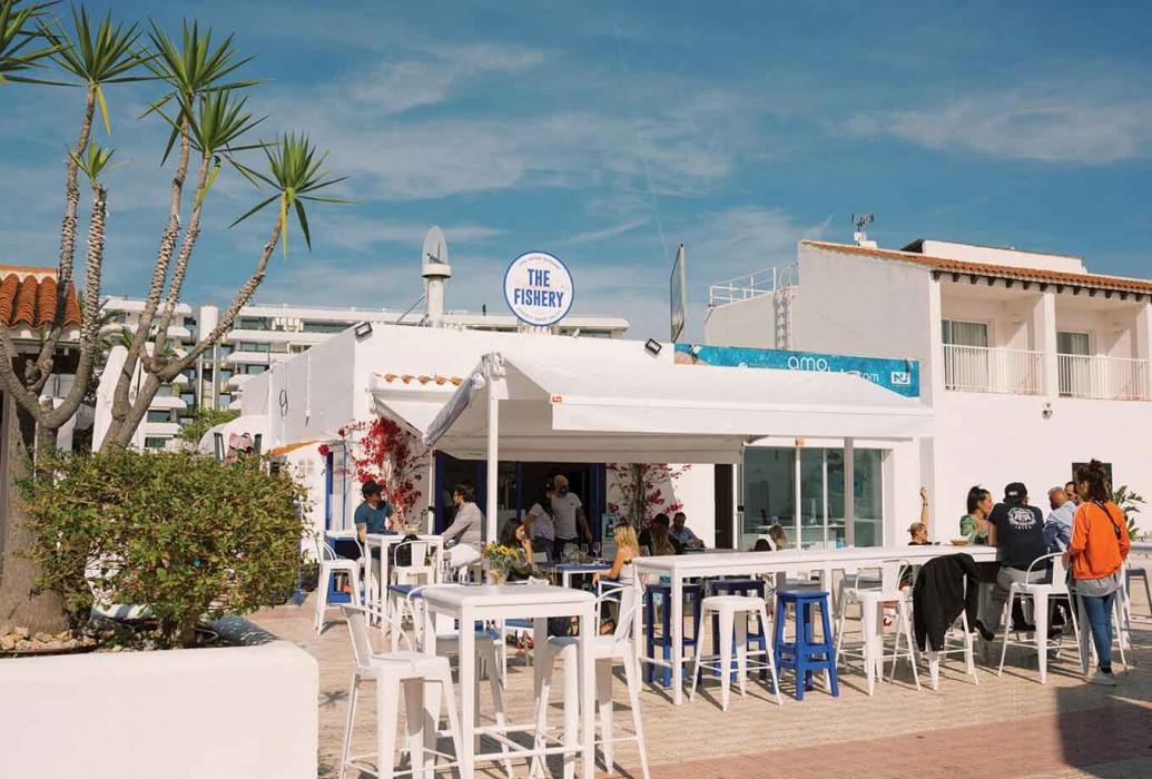 Restaurante The Fishery, Ibiza