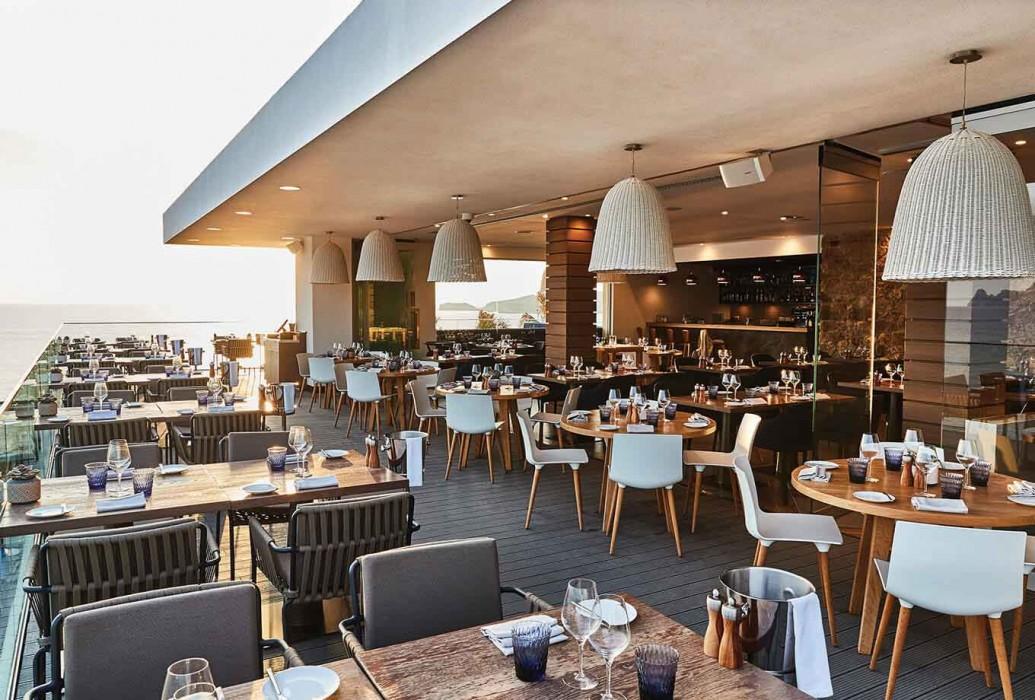 Restaurante The View. Ibiza
