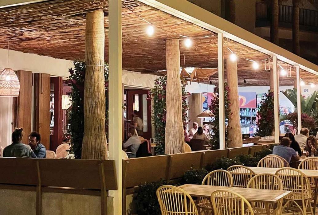 Restaurante Tapas 24, Formentera