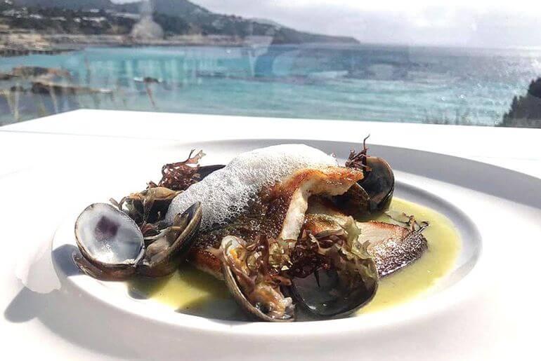 Xaxa Restaurant. Ibiza