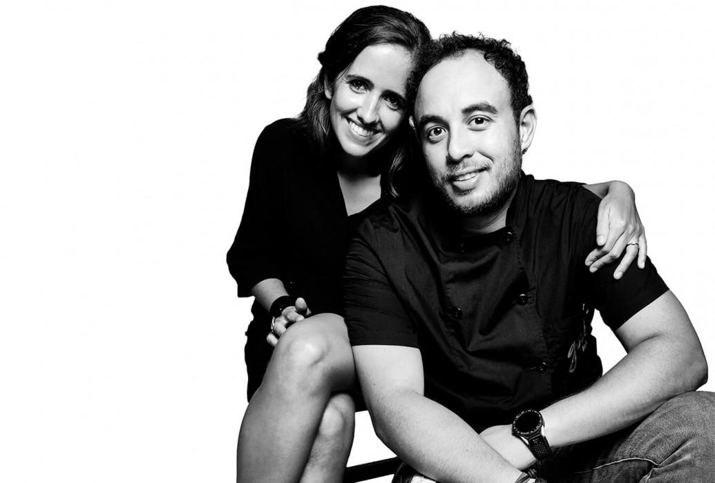 Yaiza Salmerón y Rogelio Corral, propietarios de Gave MX