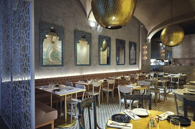 Restaurante Za'atar, Lisboa