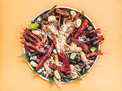 Restaurant The Beach by Ushuaïa Ibiza | Ibiza | FacefoodMag