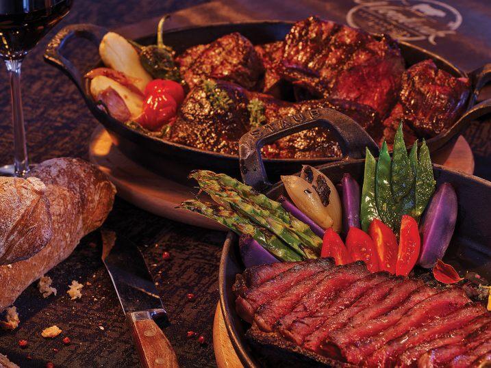 Montauk Steakhouse Ibiza
