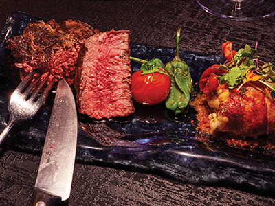 Restaurant Montauk Steakhouse Ibiza | Ibiza | FacefoodMag