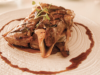 Restaurant Sol Cala Saona | Formentera | FacefoodMag